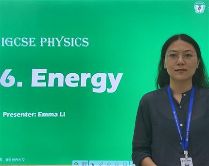 ALV IGCSE物理公开课